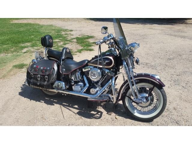 1998 Harley-Davidson Motorcycle (CC-1388440) for sale in GREAT BEND, Kansas