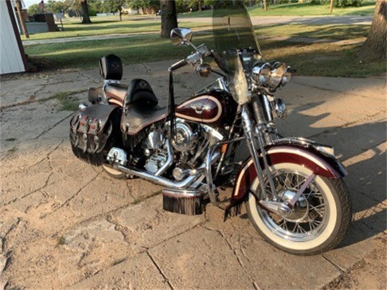 1998 Harley-Davidson Motorcycle (CC-1388440) for sale in GREAT BEND, Kansas