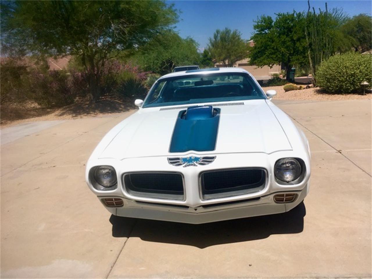 1970 Pontiac Firebird Trans Am (CC-1388451) for sale in Scottsdale, Arizona