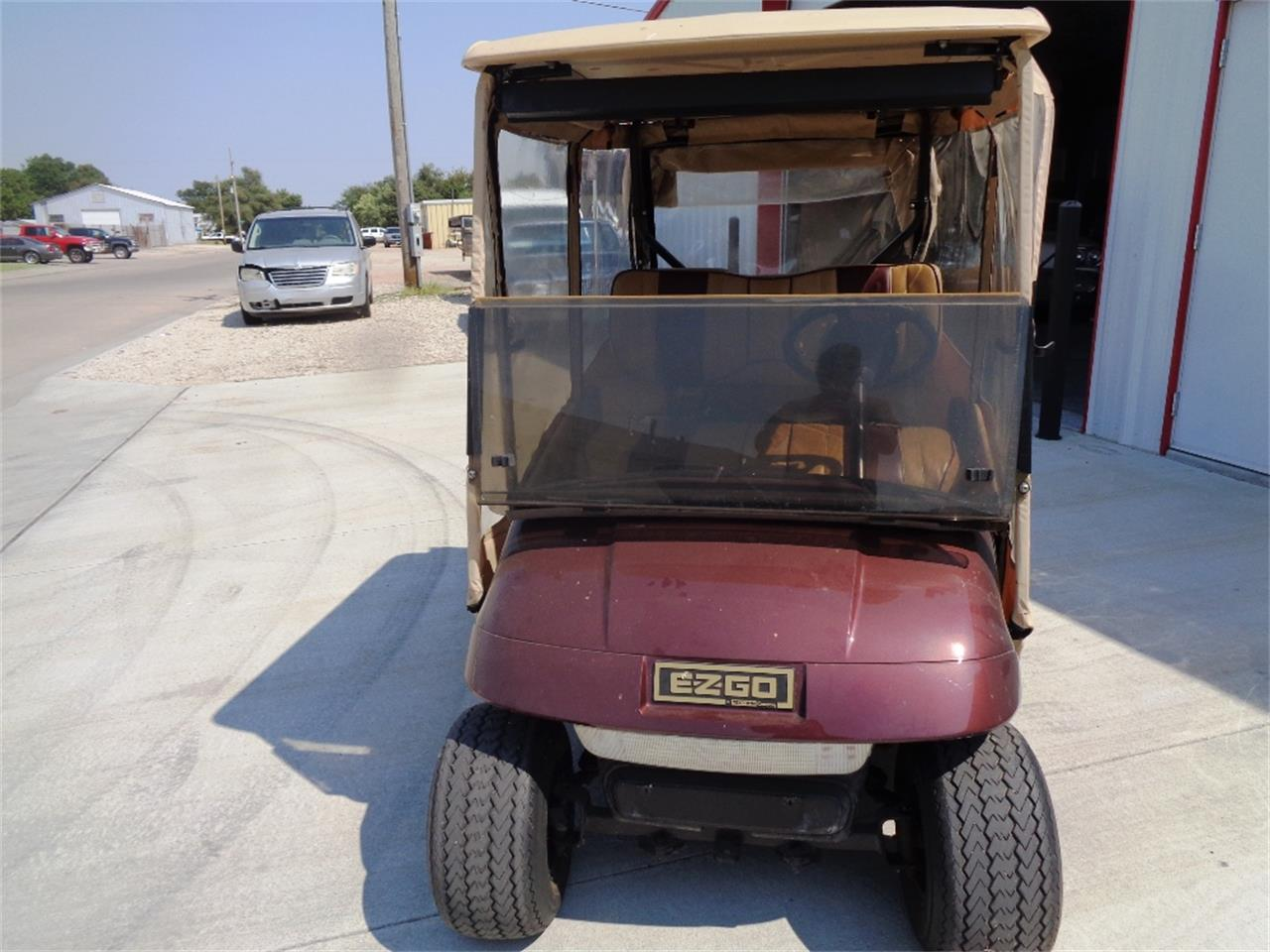 1998 E-Z-GO Golf Cart (CC-1388453) for sale in GREAT BEND, Kansas