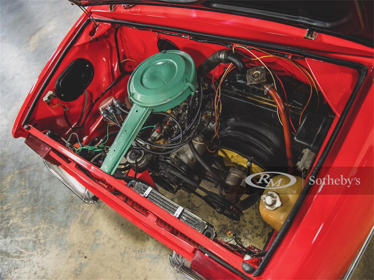 1966 Fiat 850 (CC-1388457) for sale in Elkhart, Indiana