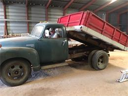 1950 Chevrolet 1-1/2 Ton Pickup (CC-1388464) for sale in GREAT BEND, Kansas