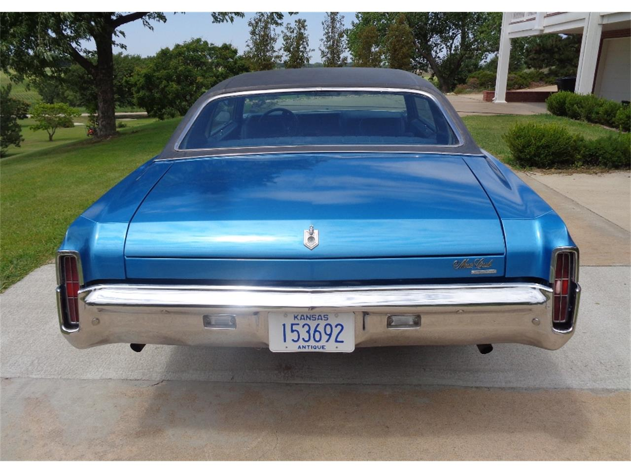 1971 Chevrolet Monte Carlo (CC-1388466) for sale in GREAT BEND, Kansas