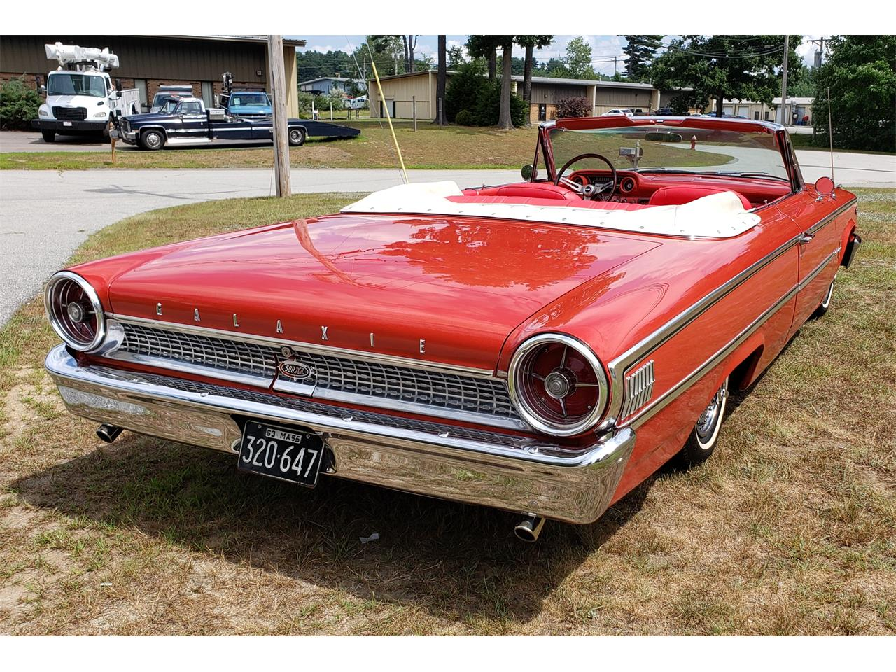 1963 Ford Galaxie 500 XL (CC-1388476) for sale in HOPEDALE, Massachusetts