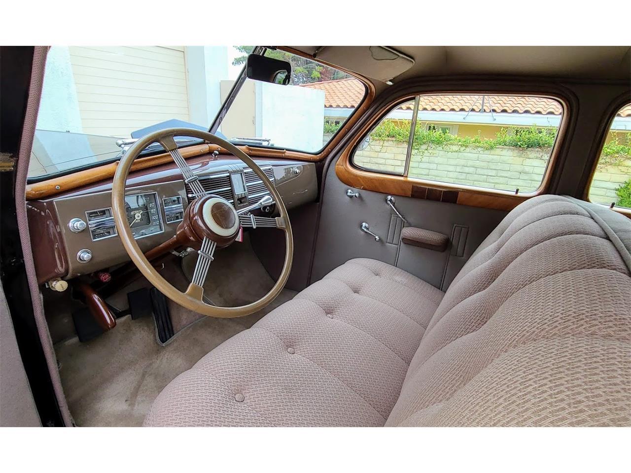1938 Cadillac Series 75 (CC-1388479) for sale in Palos Verde Estates, California