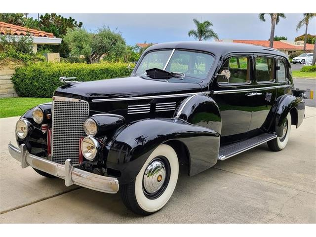 1938 Cadillac Series 75 (CC-1388479) for sale in Palos Verde Estates, California