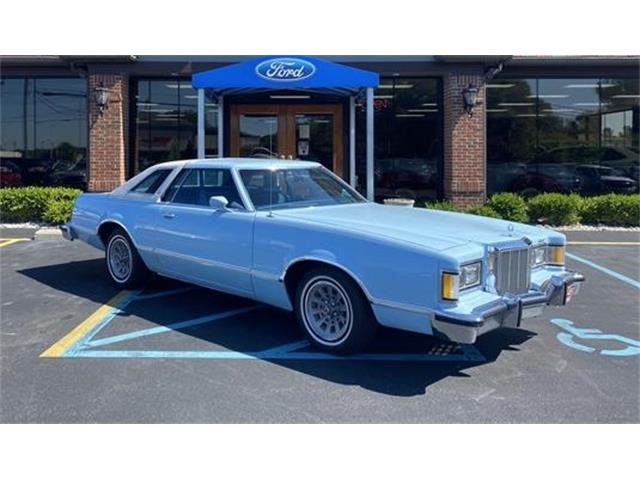 1978 Mercury Cougar (CC-1380848) for sale in Saint Clair, Michigan