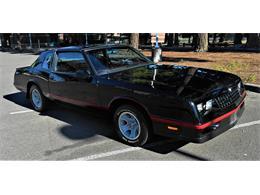 1987 Chevrolet Monte Carlo SS Aerocoupe (CC-1388487) for sale in Tacoma, Washington