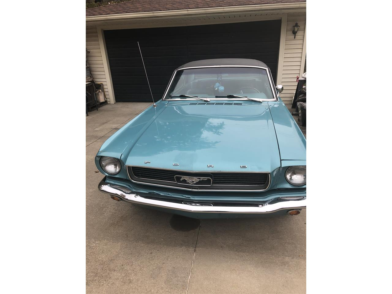 1966 Ford Mustang (CC-1380849) for sale in Madison Heights, Michigan