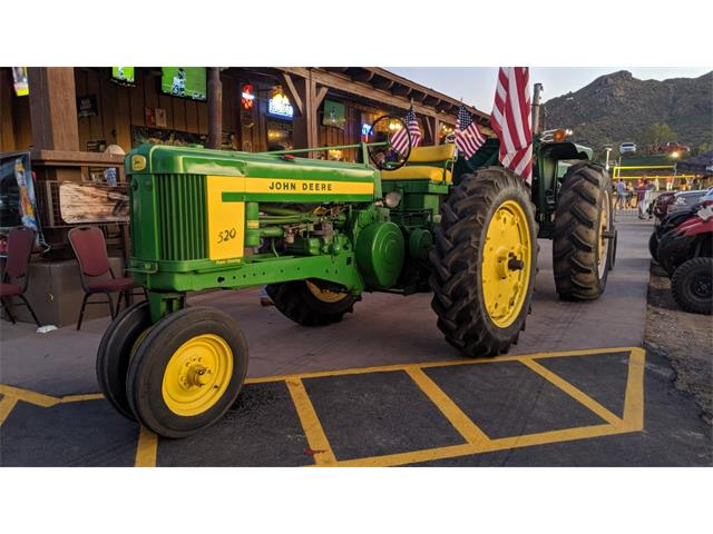 1957 John Deere Tractor (CC-1388491) for sale in Cave Creek, Arizona