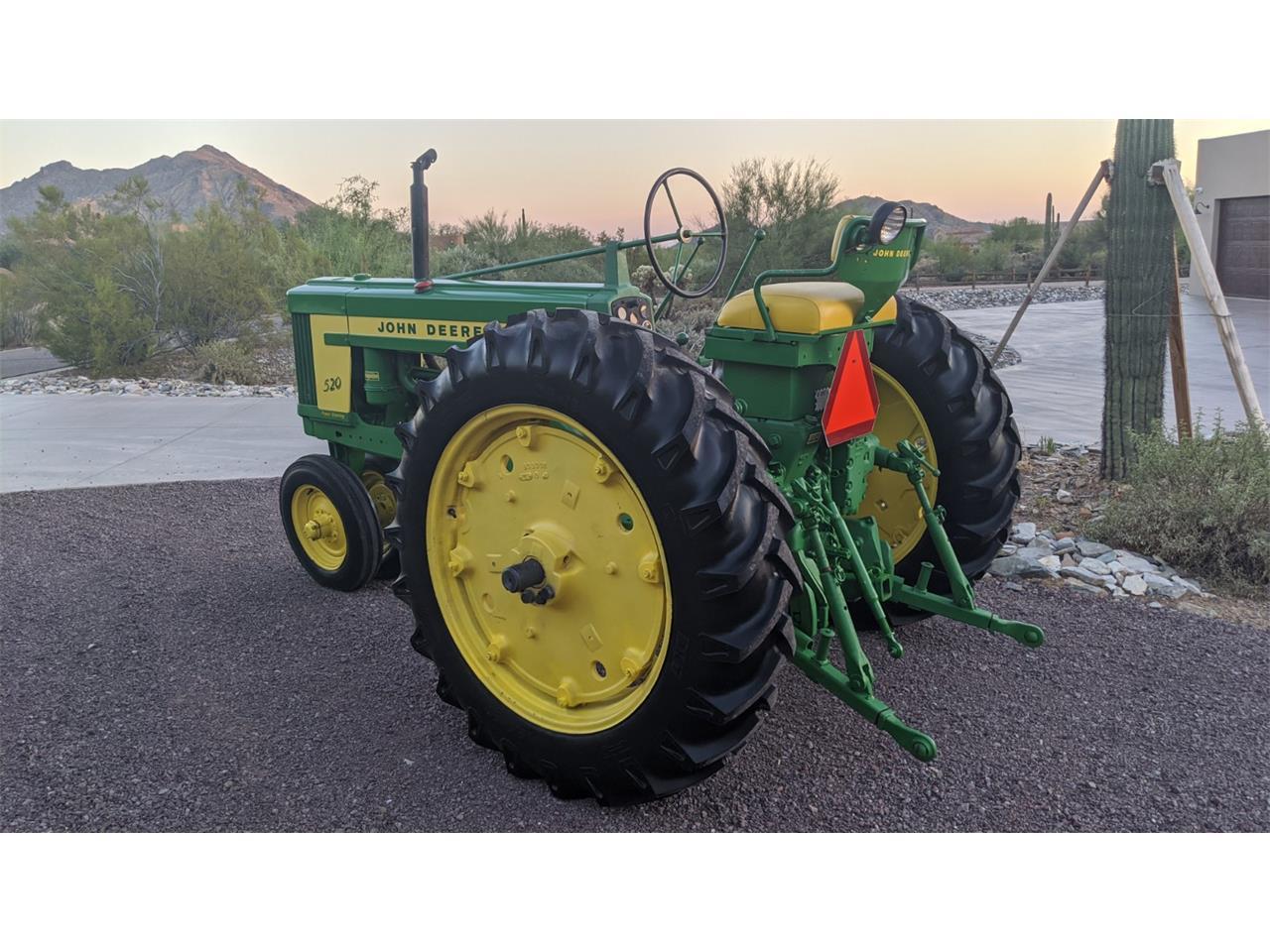 1957 John Deere Tractor (CC-1388491) for sale in Cave Creek, Arizona