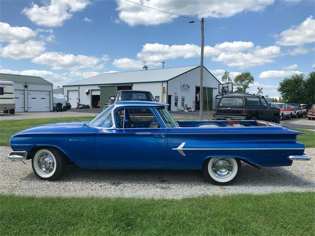 1960 Chevrolet El Camino (CC-1380085) for sale in Knightstown, Indiana