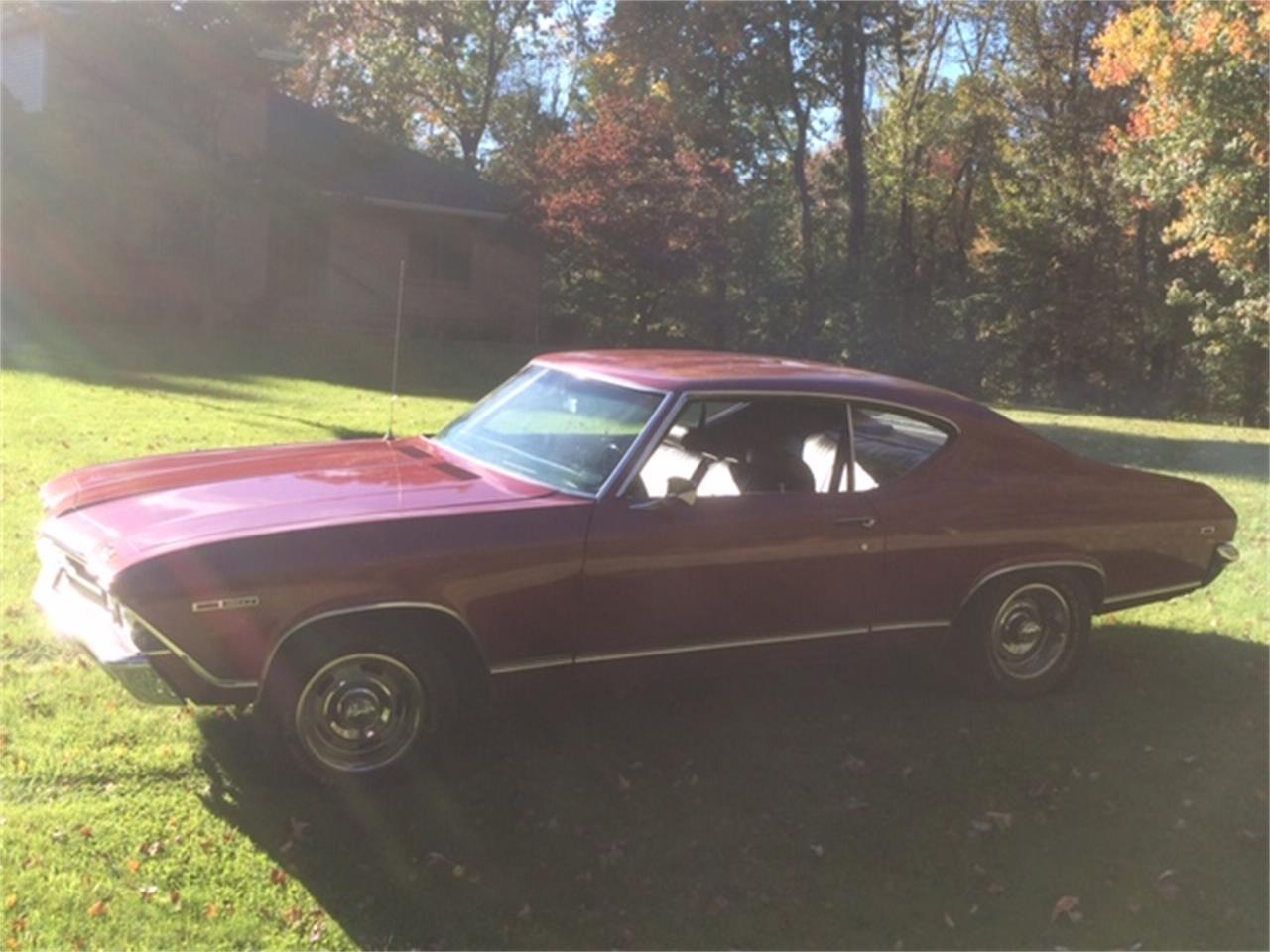 1969 Chevrolet Chevelle Malibu (CC-1388500) for sale in Newtown, Connecticut