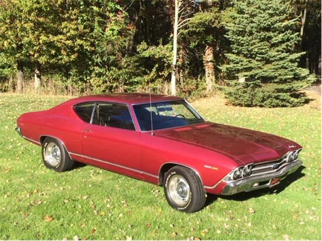 1969 Chevrolet Chevelle Malibu (CC-1388500) for sale in Newtown, Connecticut