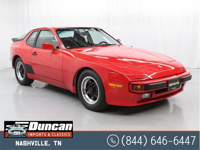 1984 Porsche 944 (CC-1388503) for sale in Christiansburg, Virginia