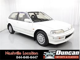 1990 Honda Civic (CC-1388504) for sale in Christiansburg, Virginia