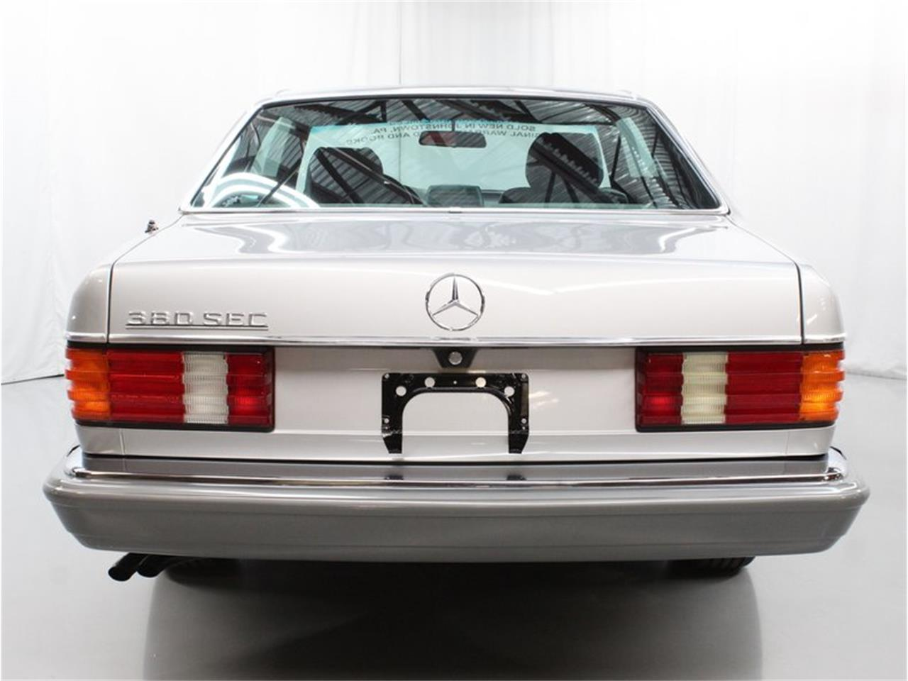 1983 Mercedes-Benz 380SEC (CC-1388505) for sale in Christiansburg, Virginia
