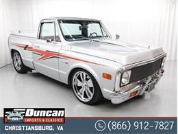 1971 Chevrolet Cheyenne (CC-1388513) for sale in Christiansburg, Virginia