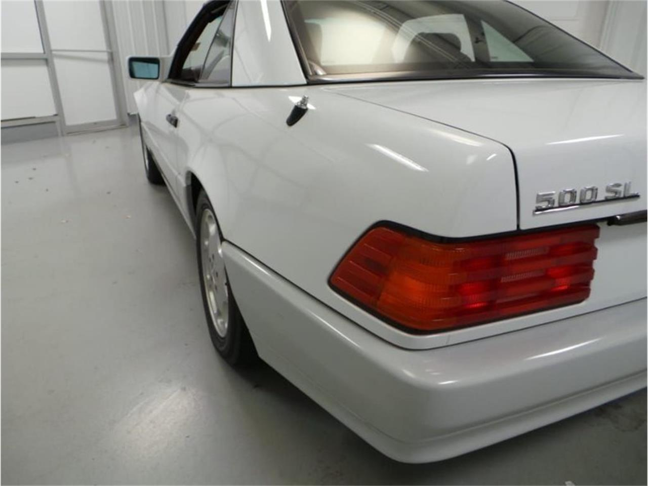 1993 Mercedes-Benz 500 (CC-1388514) for sale in Christiansburg, Virginia
