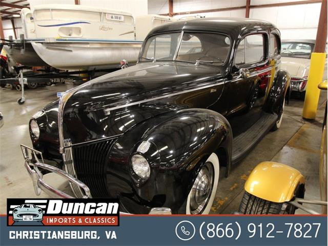 1940 Ford Standard (CC-1388525) for sale in Christiansburg, Virginia