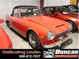 1970 Datsun 1600 (CC-1388527) for sale in Christiansburg, Virginia