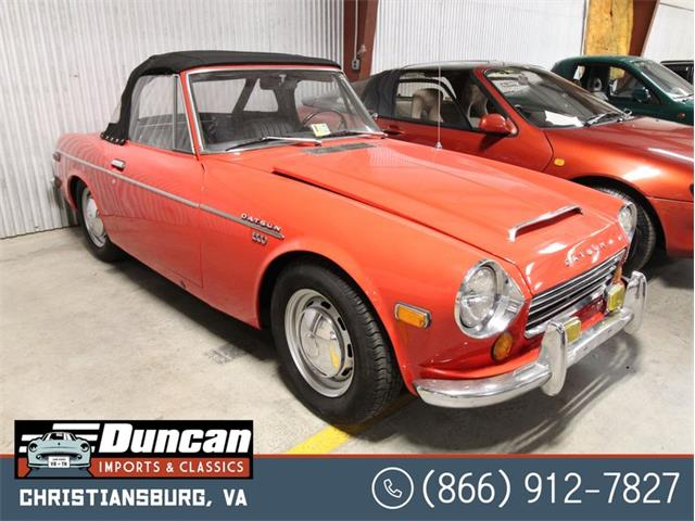 1970 Datsun 1600 (CC-1388527) for sale in Christiansburg, Virginia