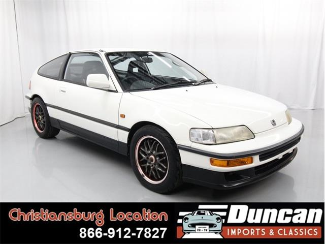 1992 Honda CRX (CC-1388535) for sale in Christiansburg, Virginia