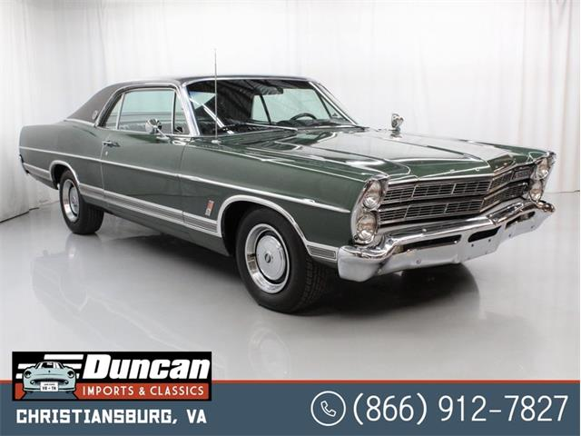 1967 Ford LTD (CC-1388541) for sale in Christiansburg, Virginia