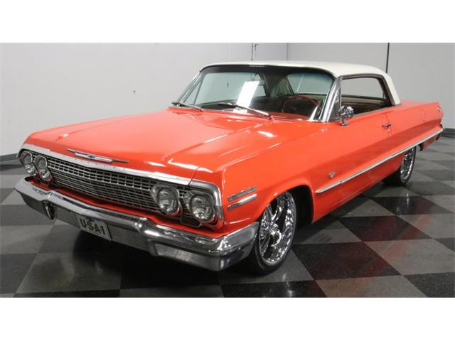1963 Chevrolet Impala (CC-1388561) for sale in Lithia Springs, Georgia