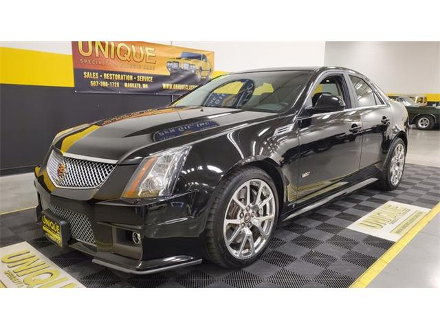 2009 Cadillac CTS (CC-1388565) for sale in Mankato, Minnesota
