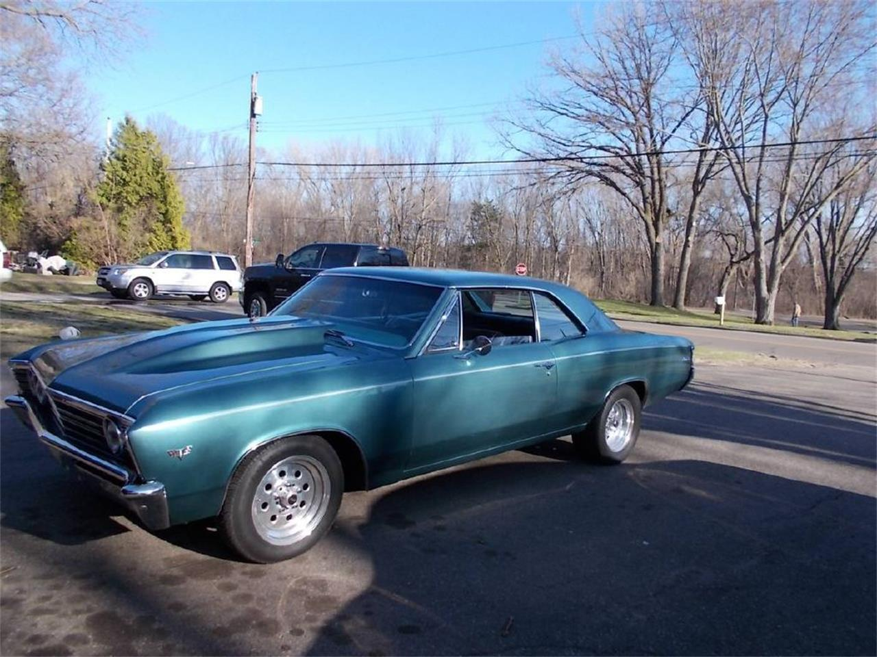 1967 Chevrolet Chevelle (CC-1388569) for sale in West Pittston, Pennsylvania