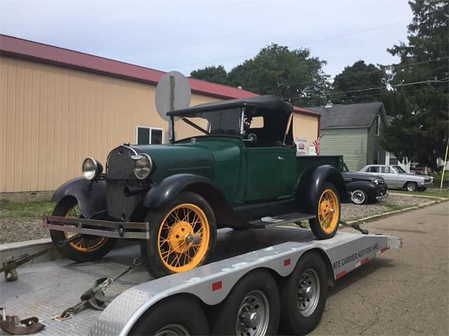 1929 Ford Model A (CC-1380857) for sale in UTICA, Ohio