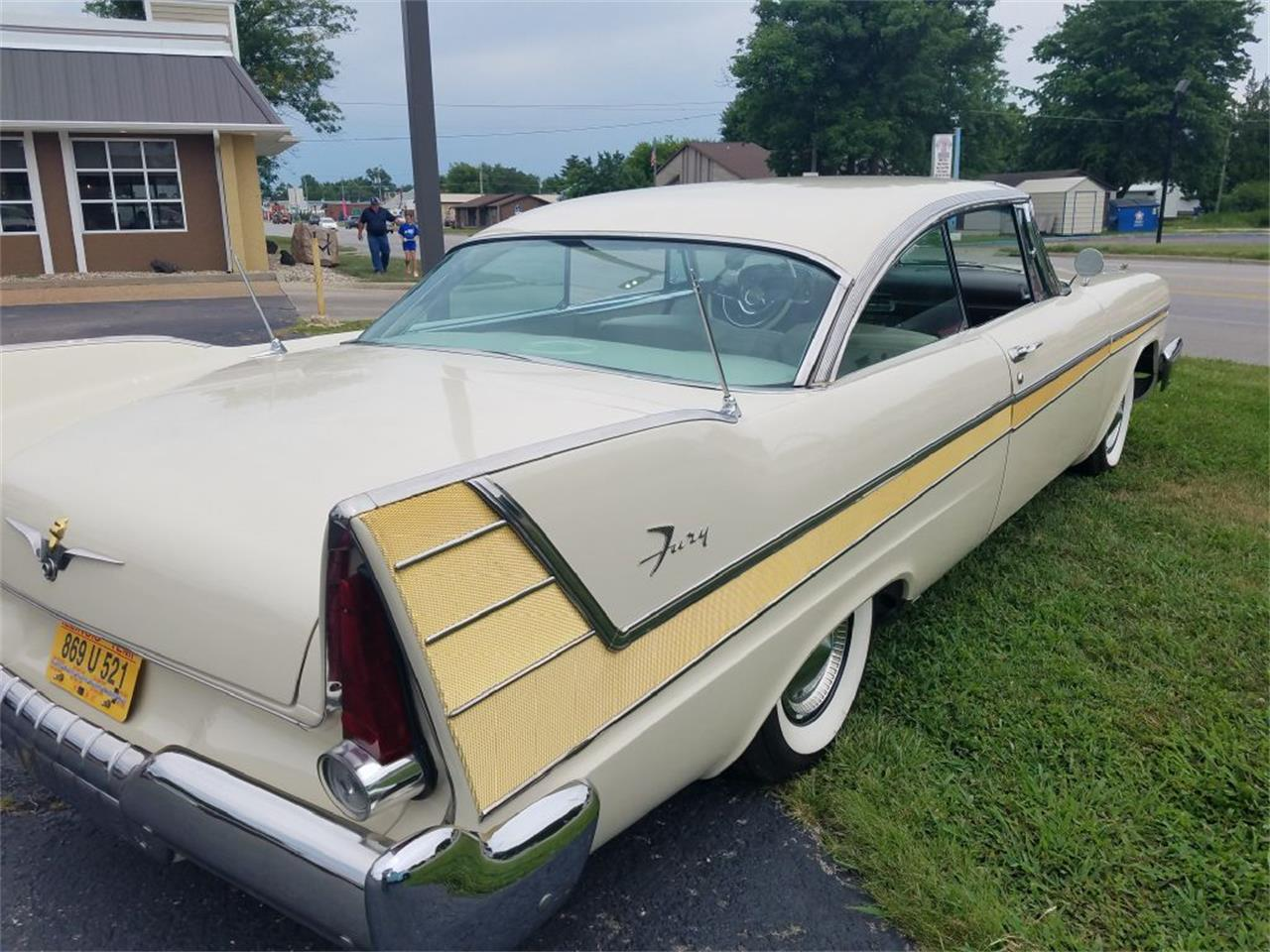 1957 Plymouth Fury (CC-1388581) for sale in West Pittston, Pennsylvania