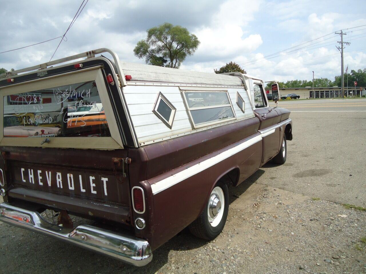 1966 Chevrolet C/K 10 (CC-1388596) for sale in Jackson, Michigan