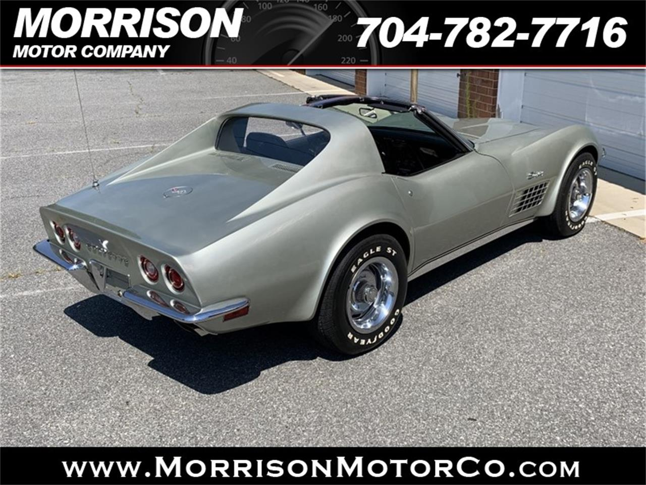 1972 Chevrolet Corvette (CC-1388599) for sale in Concord, North Carolina