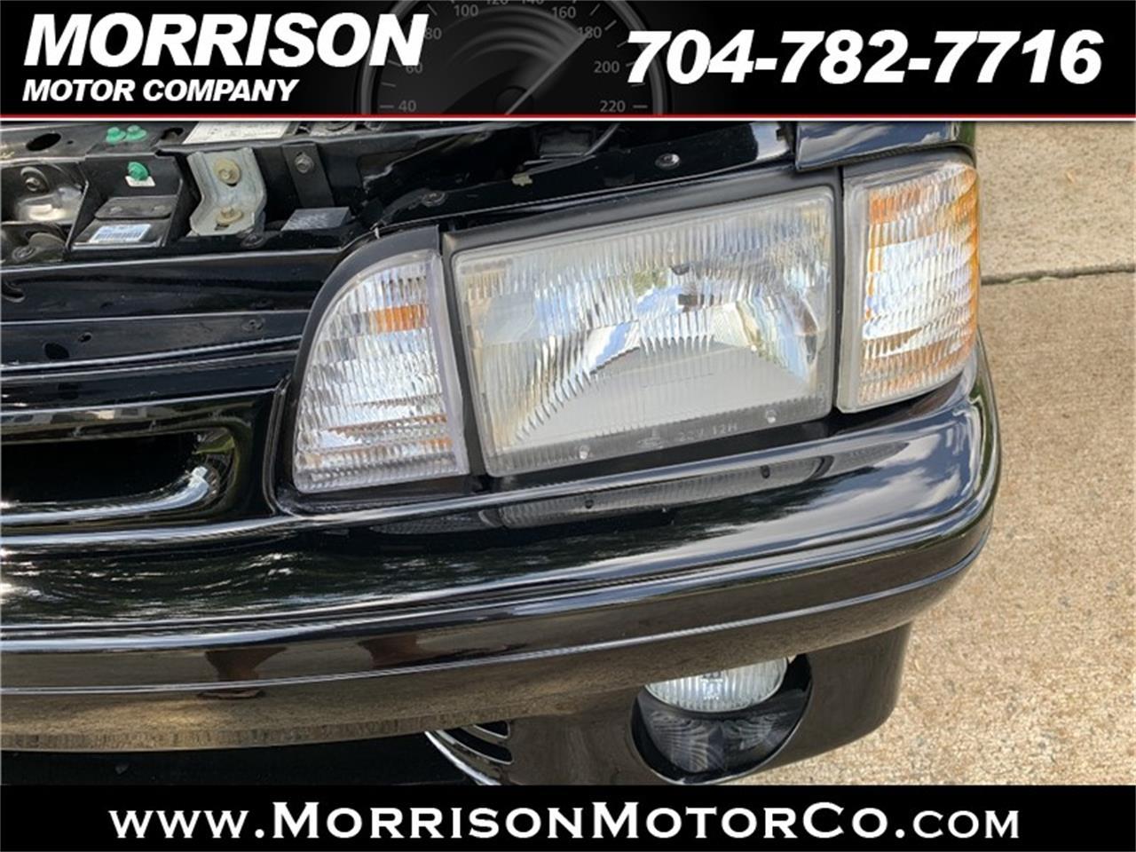 1993 Ford Mustang Cobra (CC-1388600) for sale in Concord, North Carolina