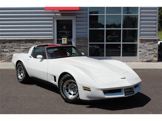1981 Chevrolet Corvette (CC-1388601) for sale in Clifton Park, New York