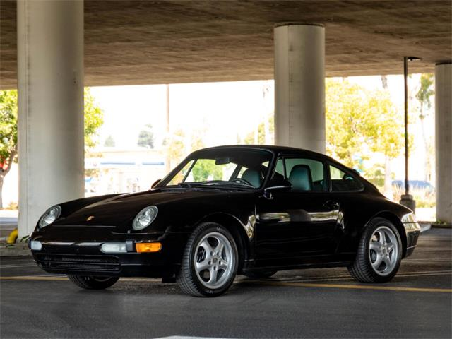 1995 Porsche 993 (CC-1388602) for sale in Marina Del Rey, California