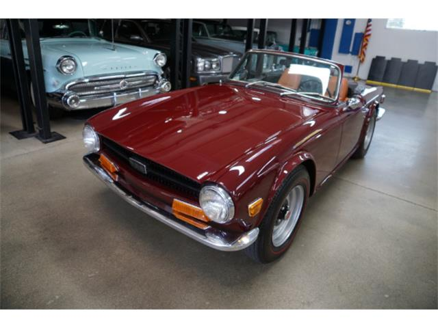 1969 Triumph TR6 (CC-1388604) for sale in Torrance, California