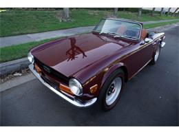 1969 Triumph TR6 (CC-1388604) for sale in Torrance, California