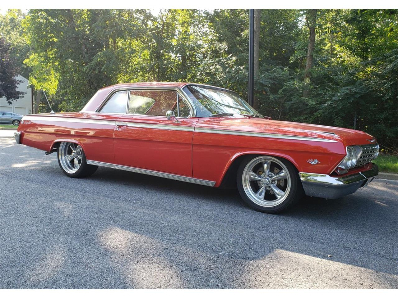 1962 Chevrolet Impala SS (CC-1388606) for sale in Lake Hiawatha, New Jersey