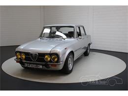 1977 Alfa Romeo Giulia Super 1600 (CC-1388610) for sale in Waalwijk, Noord Brabant
