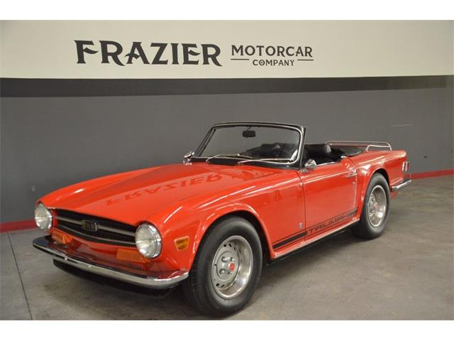 1973 Triumph TR6 (CC-1388612) for sale in Lebanon, Tennessee
