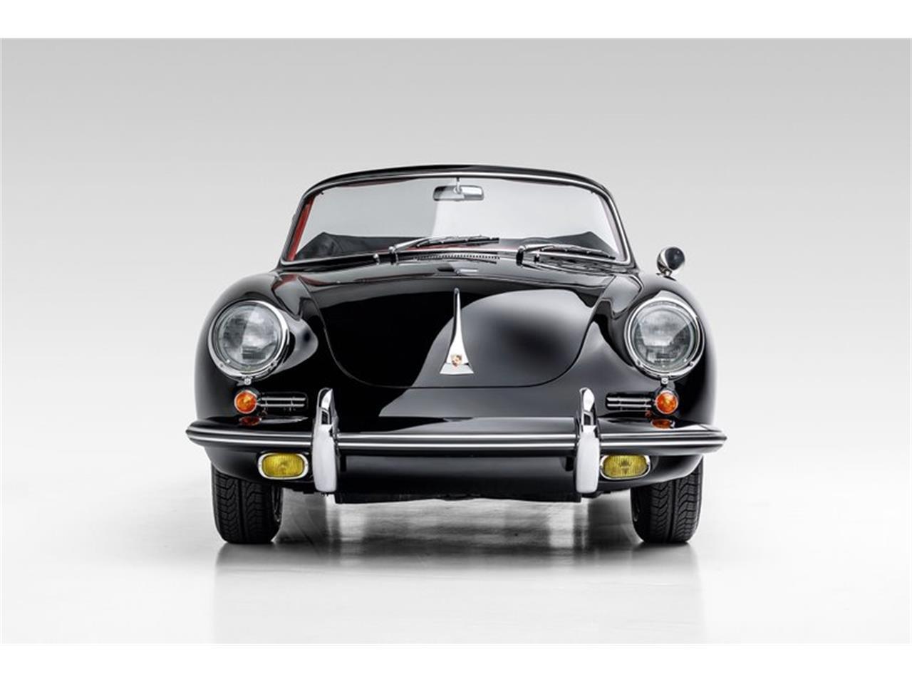 1965 Porsche 356C (CC-1388614) for sale in Costa Mesa, California