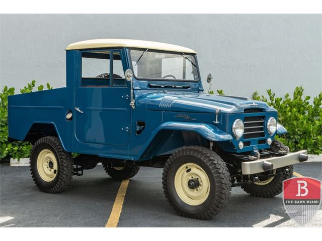 1960 Toyota Land Cruiser FJ (CC-1388615) for sale in Miami, Florida