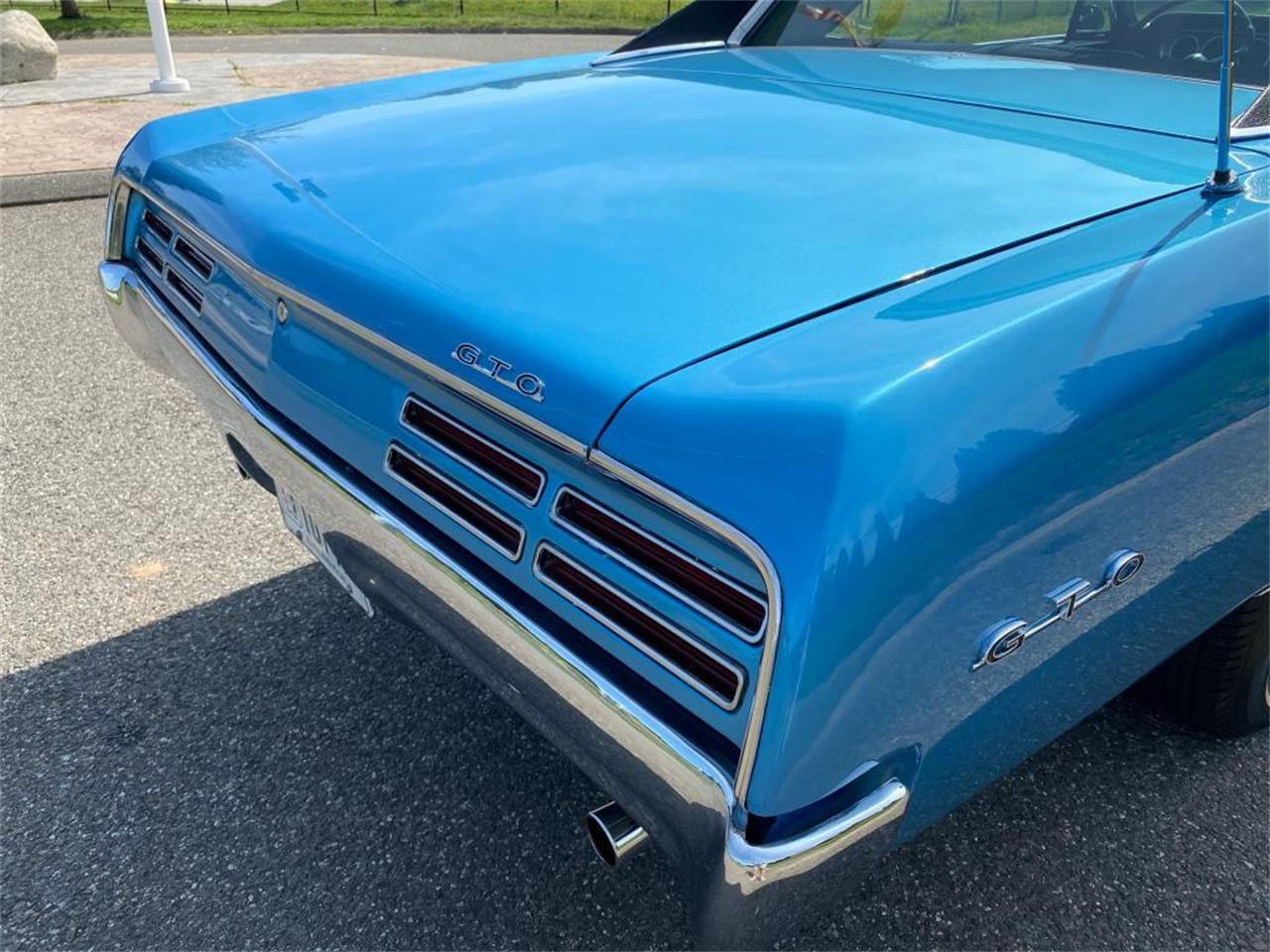 1967 Pontiac GTO (CC-1388617) for sale in Milford City, Connecticut