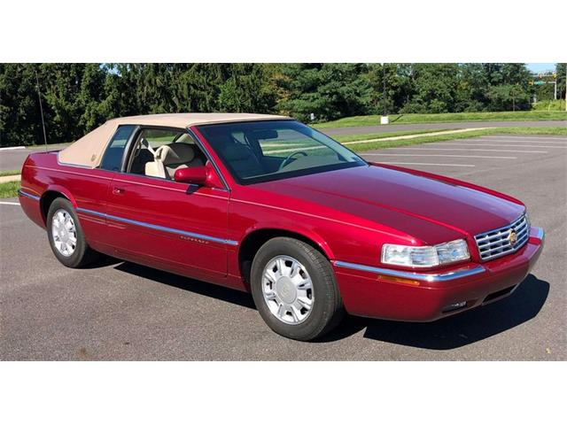 1995 Cadillac Eldorado (CC-1388620) for sale in West Chester, Pennsylvania