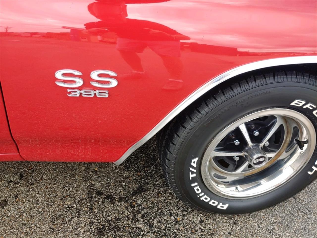 1970 Chevrolet Chevelle (CC-1388634) for sale in N. Kansas City, Missouri