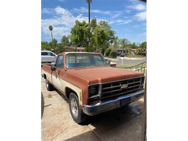 1977 Chevrolet Pickup (CC-1380864) for sale in Riverside, California