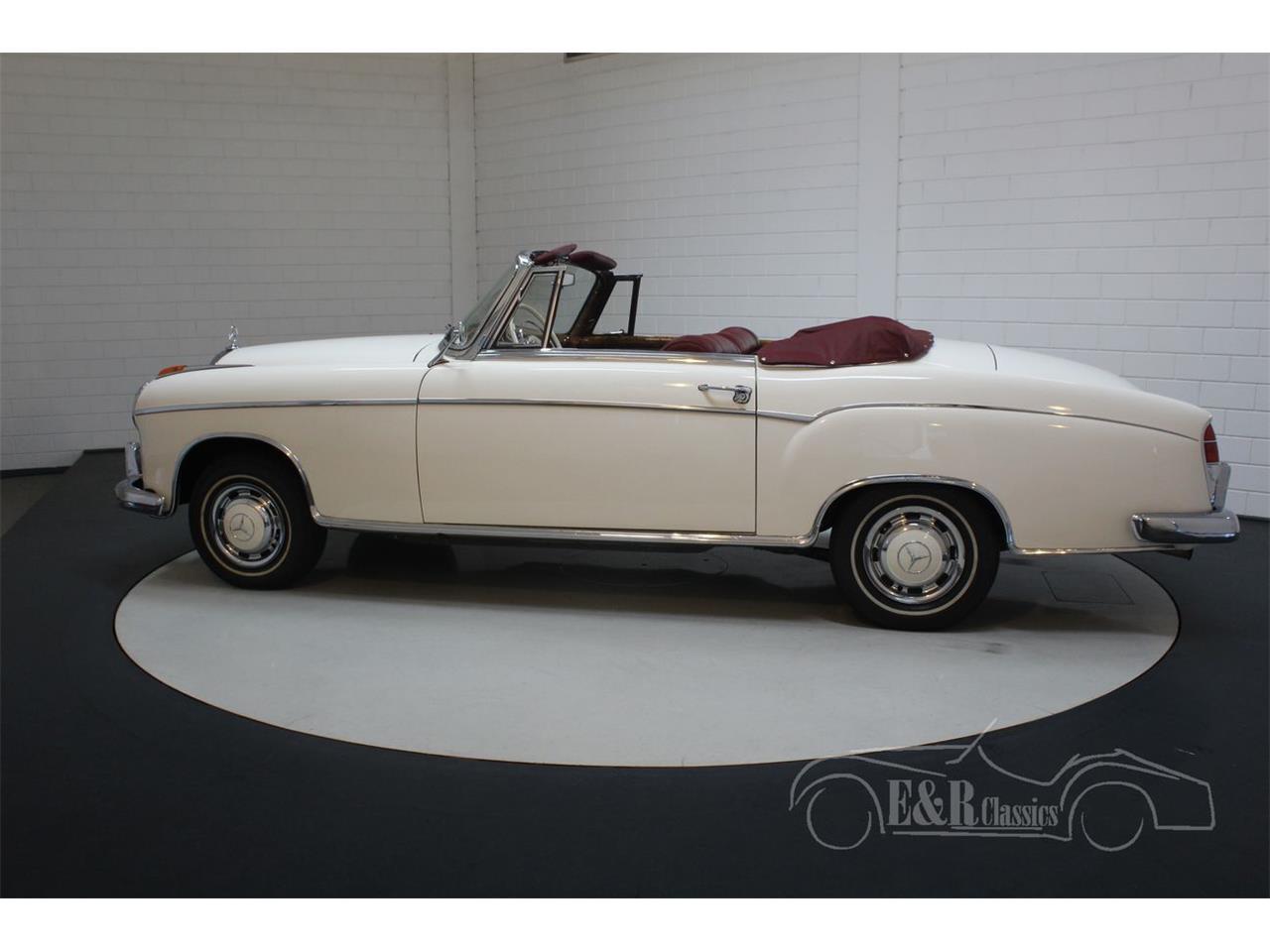1960 Mercedes-Benz 220SE (CC-1388653) for sale in Waalwijk, Noord Brabant